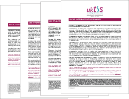 UKTIS documents